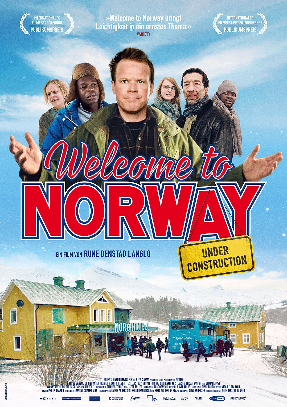 Welcome to Norway (Poster)