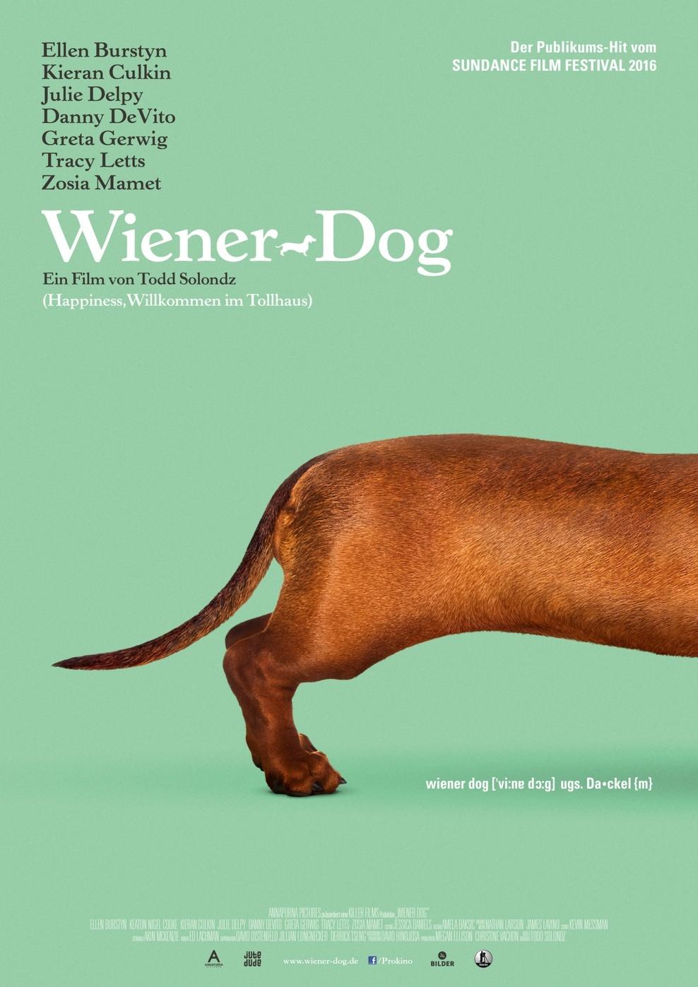 Wiener Dog (Poster)