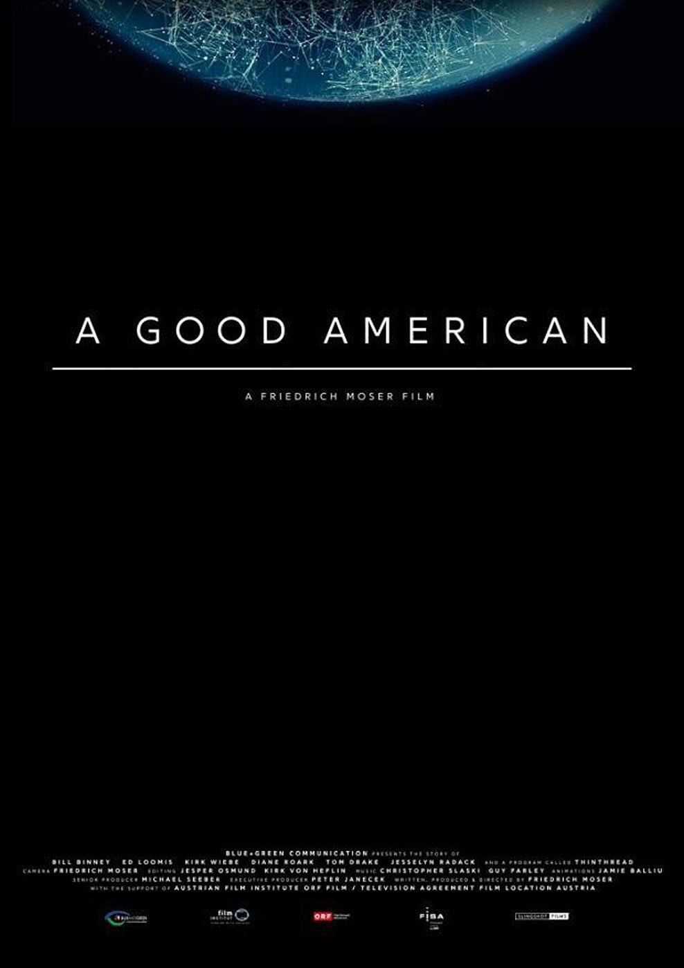 A Good American (Poster)