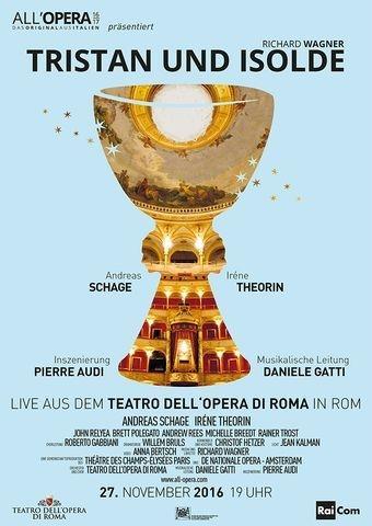 All Opera 16/17: Tristan und Isolde (Aufzeichnung) (Poster)