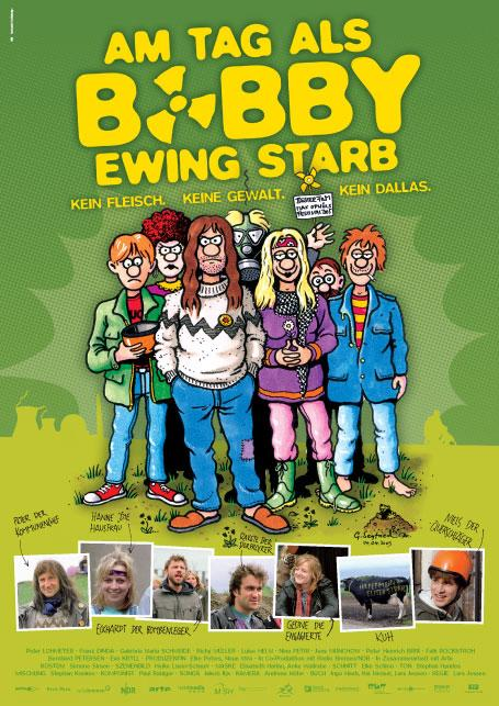 Am Tag als Bobby Ewing starb (Poster)