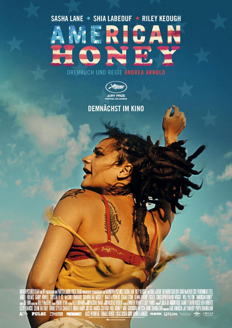 American Honey (Poster)