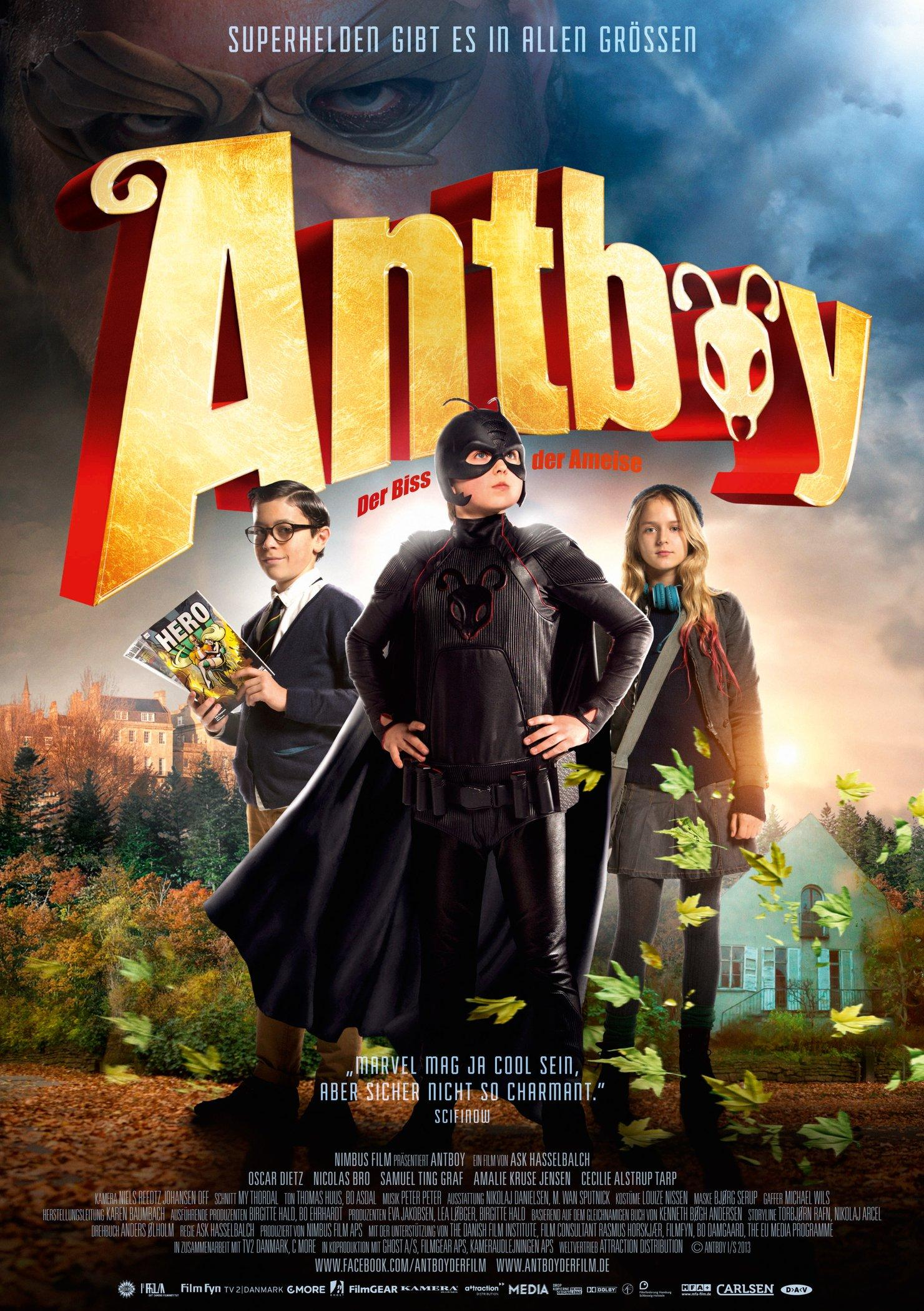 Antboy (Poster)