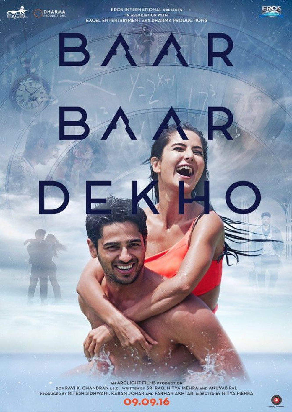 Baar Baar Dekho (Poster)