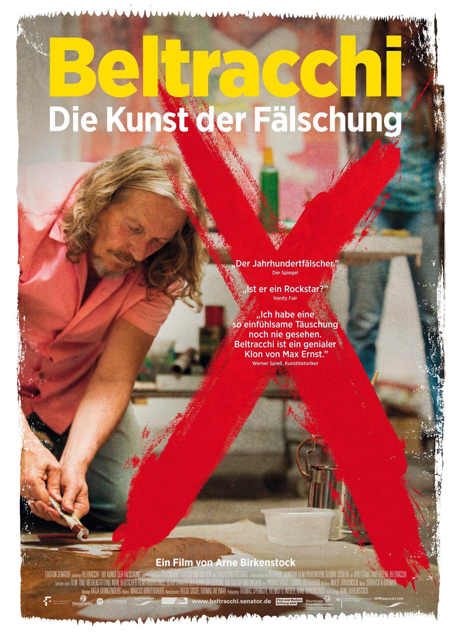 Beltracchi - Die Kunst der Fälschung (Poster)
