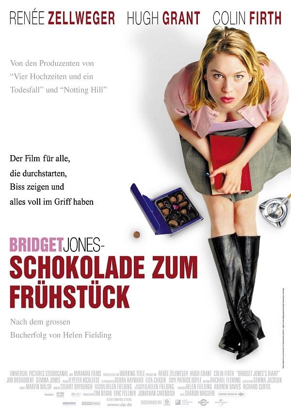Bridget Jones - Schokolade zum Frühstück (Poster)