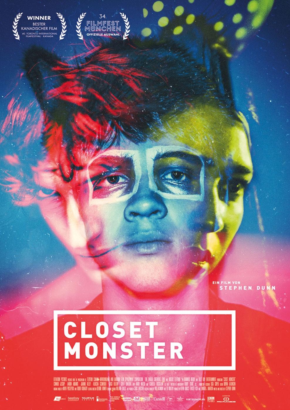 Closet Monster (Poster)
