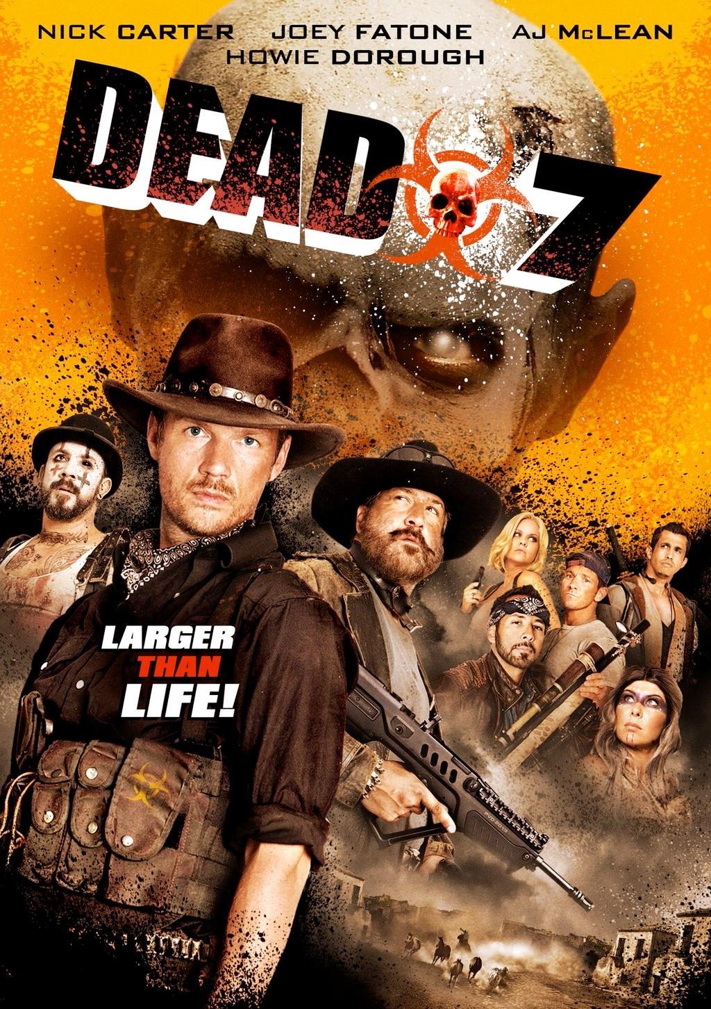 Dead 7 - Sie sind schneller als der Tod (Poster)