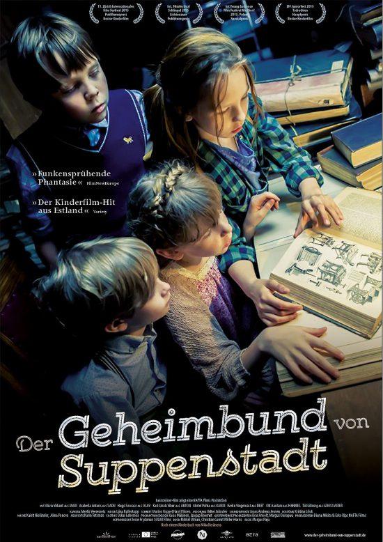 Der Geheimbund von Suppenstadt (Poster)