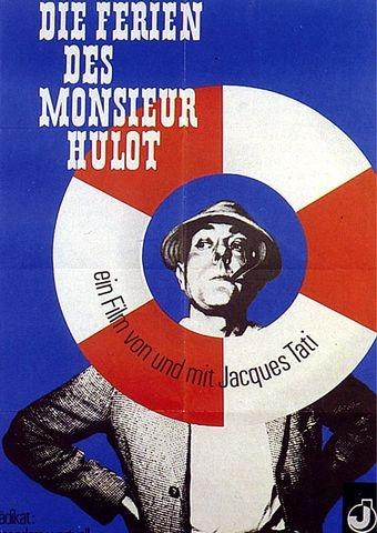 Die Ferien des Monsieur Hulot (Poster)