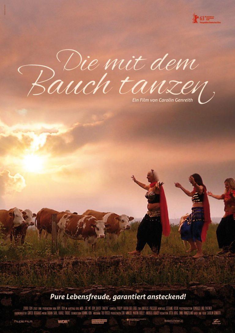 Die mit dem Bauch tanzen (Poster)