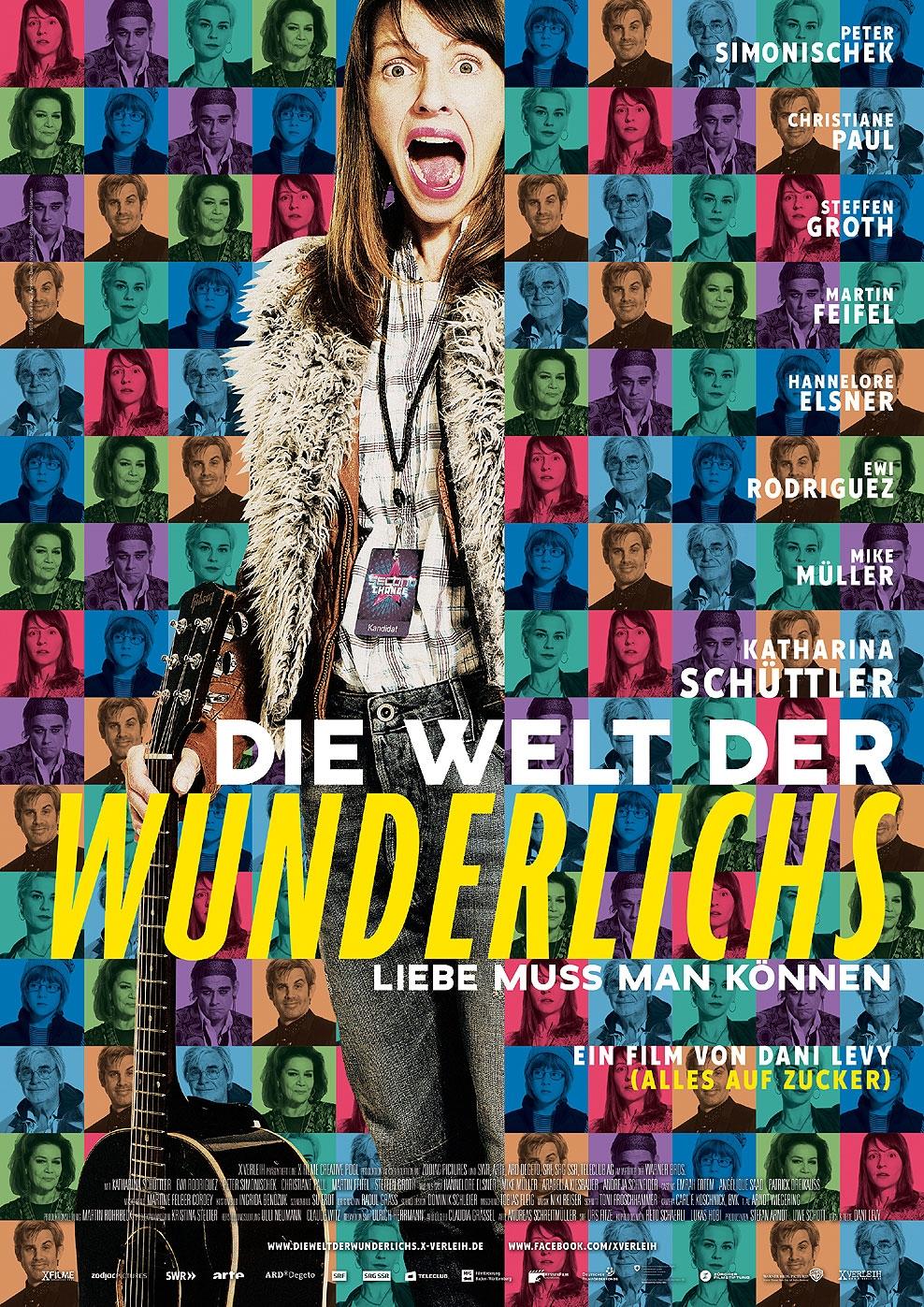 Die Welt der Wunderlichs (Poster)