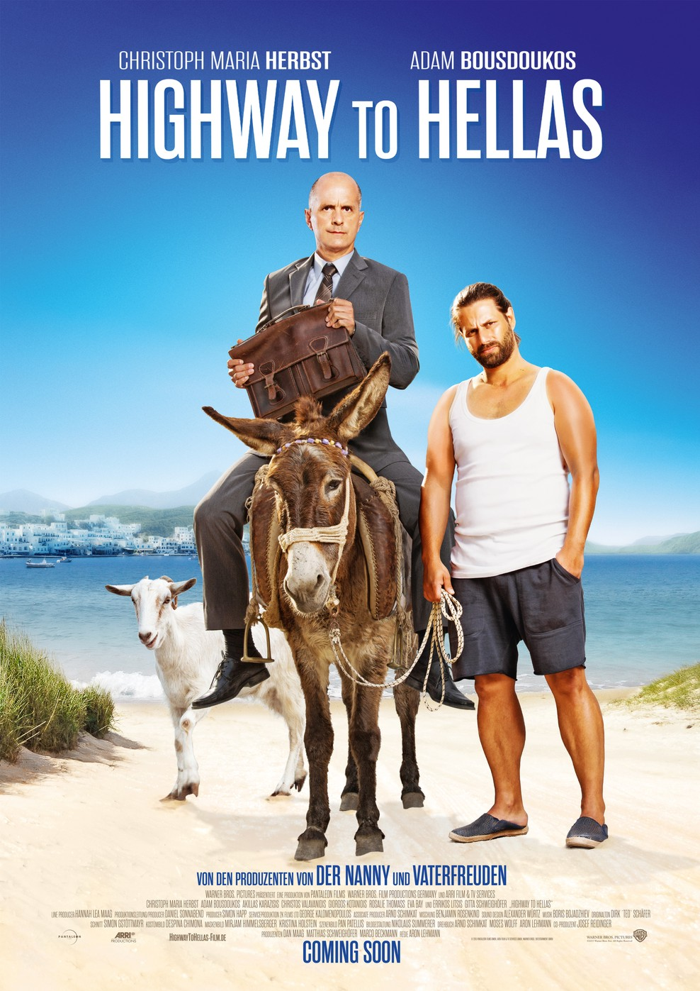 Highway to Hellas (Poster)