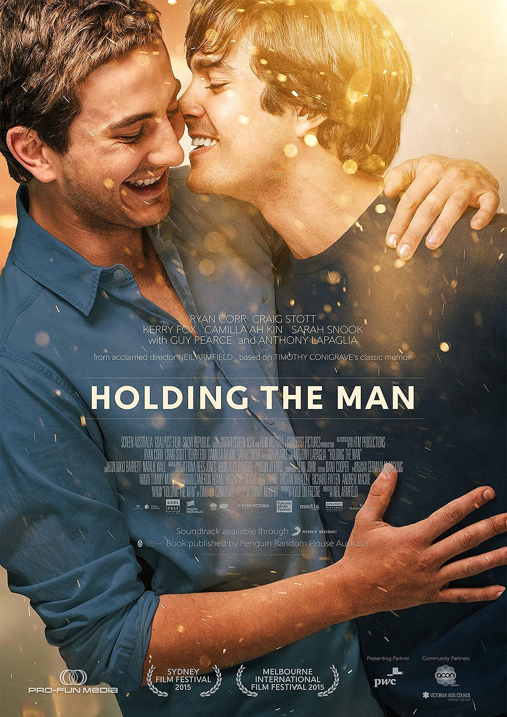 Holding The Man (Poster)