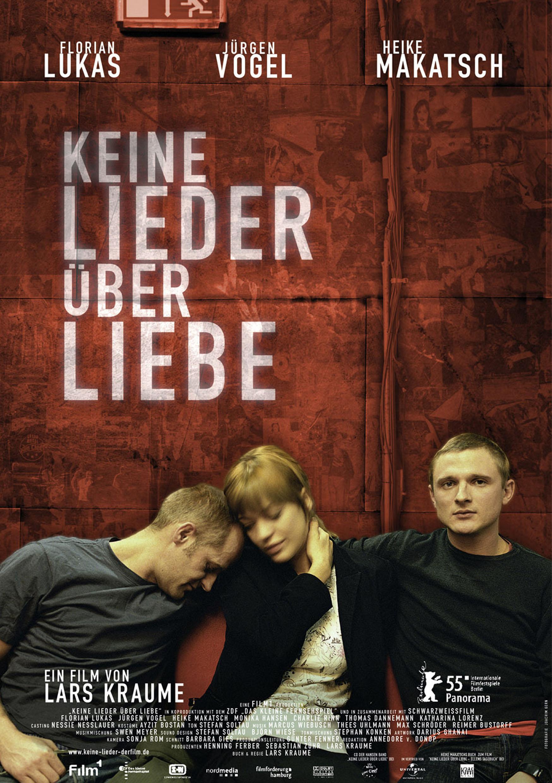 Keine Lieder über Liebe (Poster)