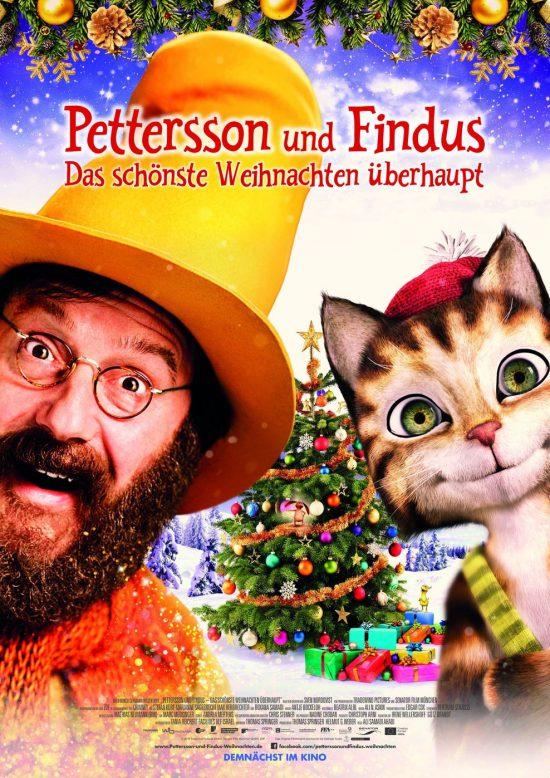 Pettersson und Findus II - Das schönste Weihnachten überhaupt (Poster)