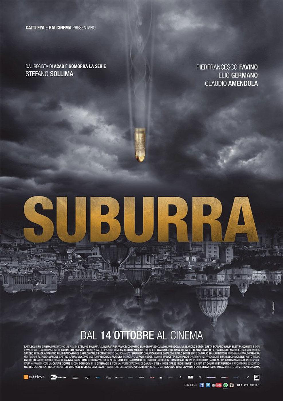 Suburra (Poster)