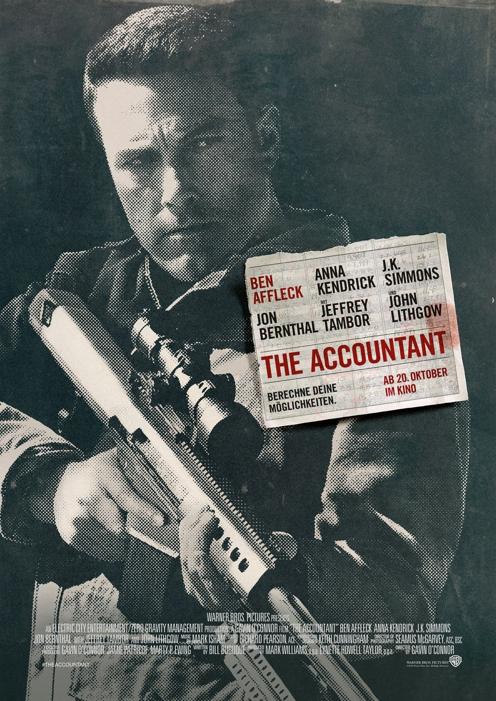 The Accountant (Poster)
