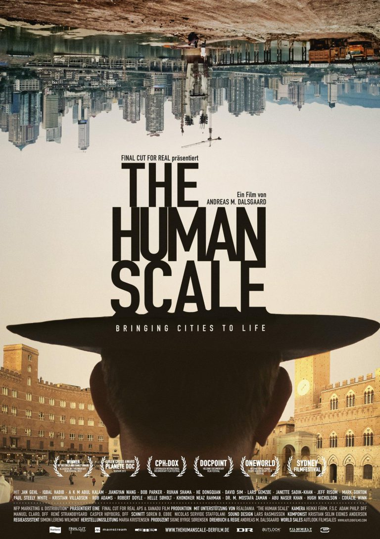 The Human Scale (Poster)