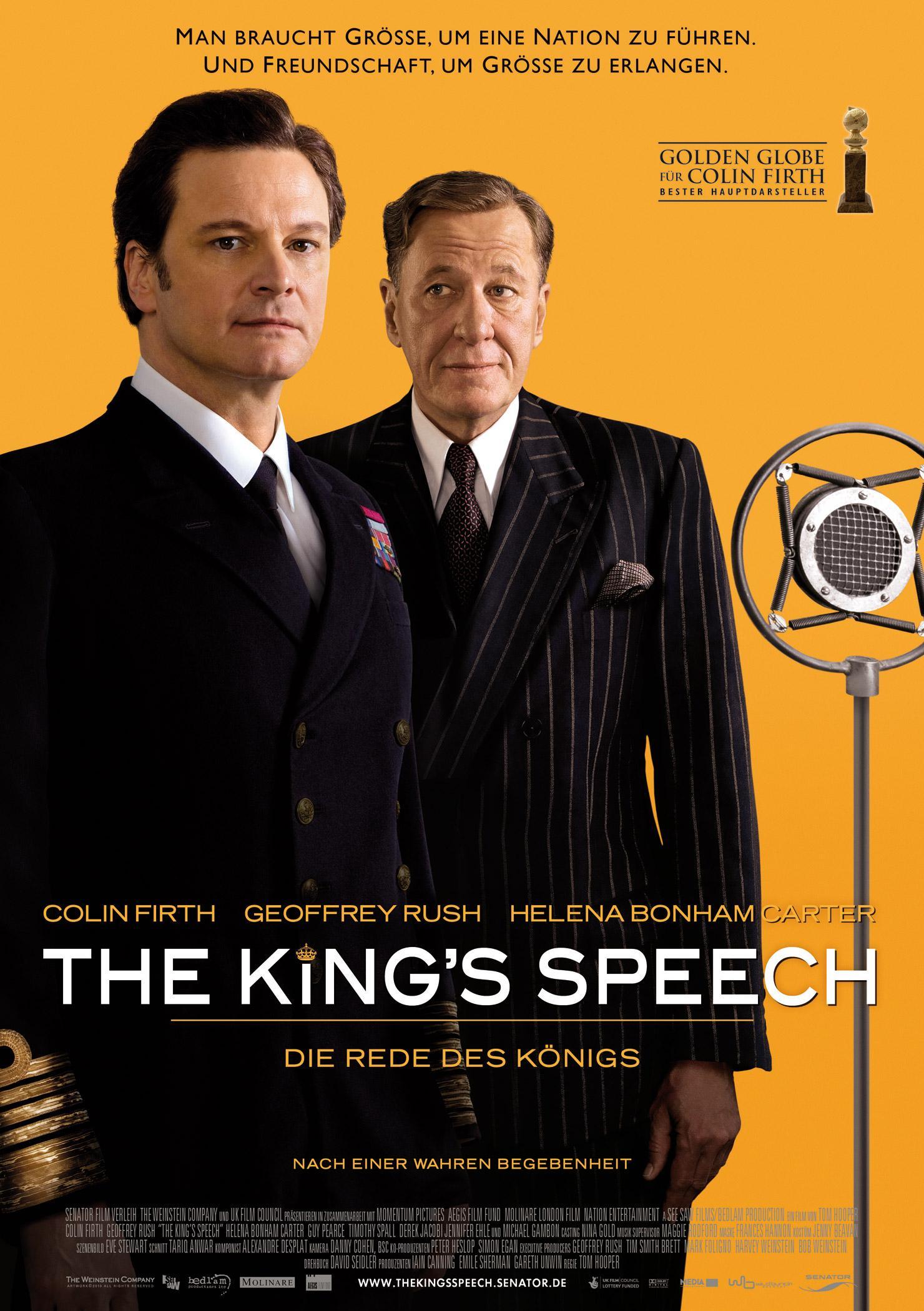 The King's Speech (Poster)