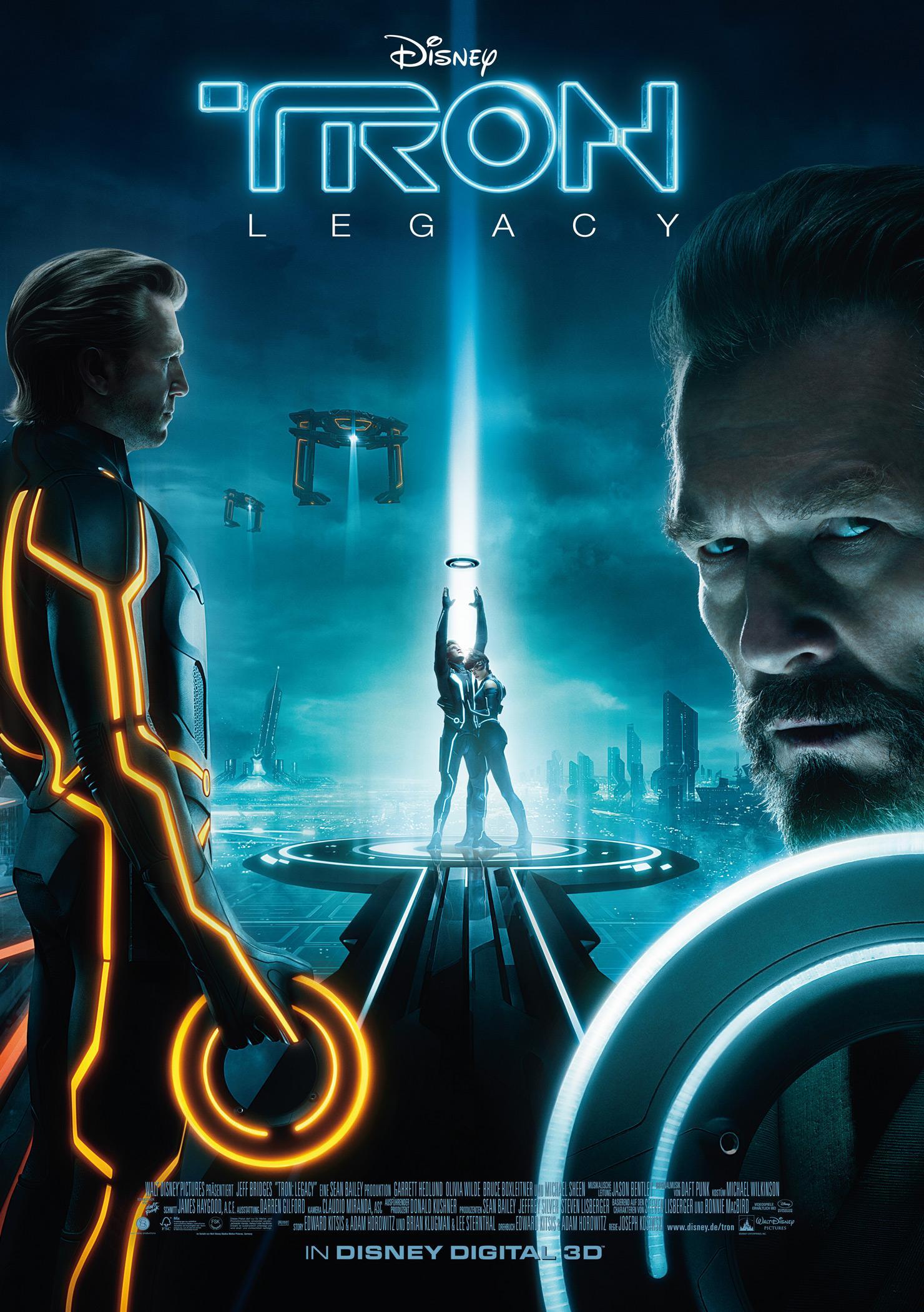 Tron Legacy (Poster)