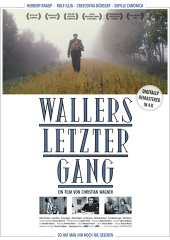 Wallers letzter Gang (Poster)