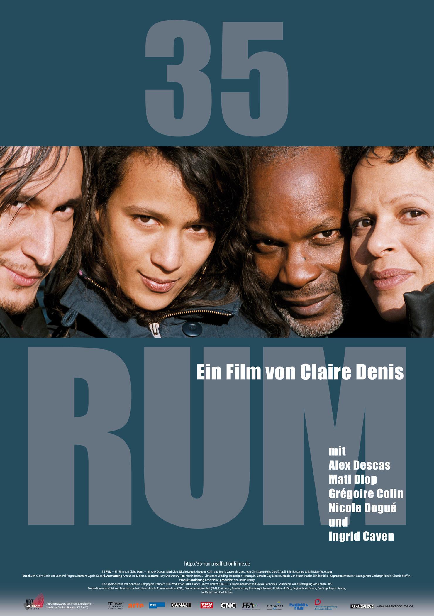 35 Rum (Poster)