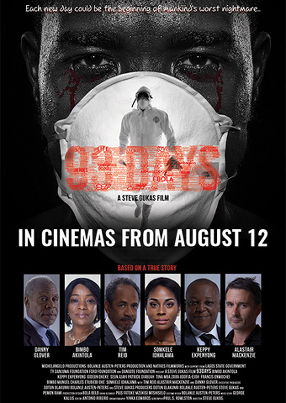 93 Days (Poster)