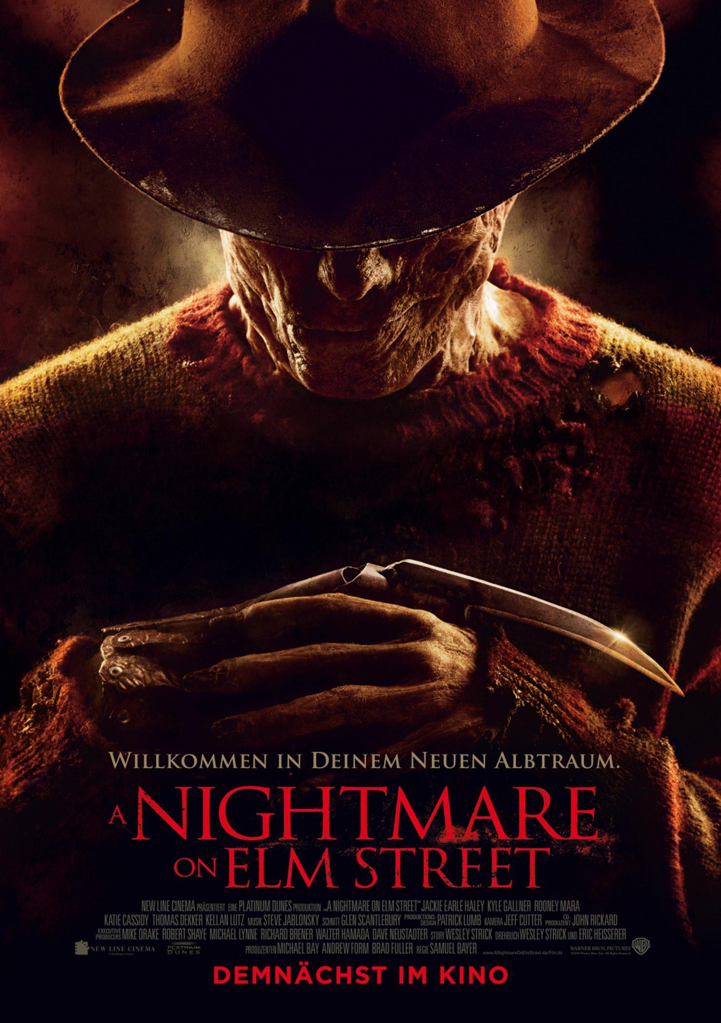 A Nightmare on Elm Street (Poster)