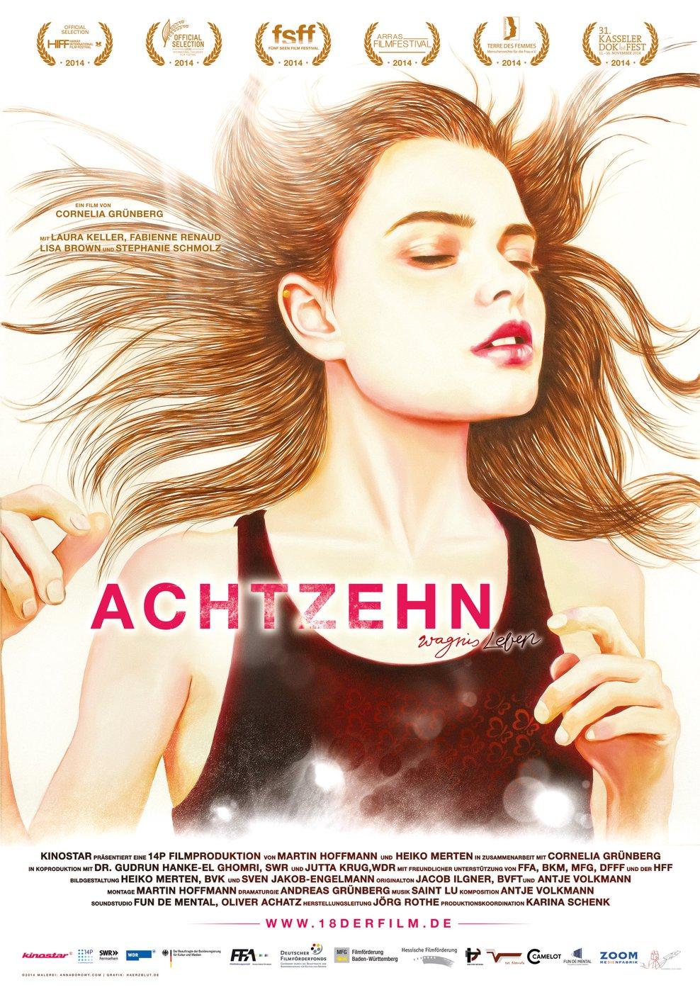 Achtzehn (Poster)