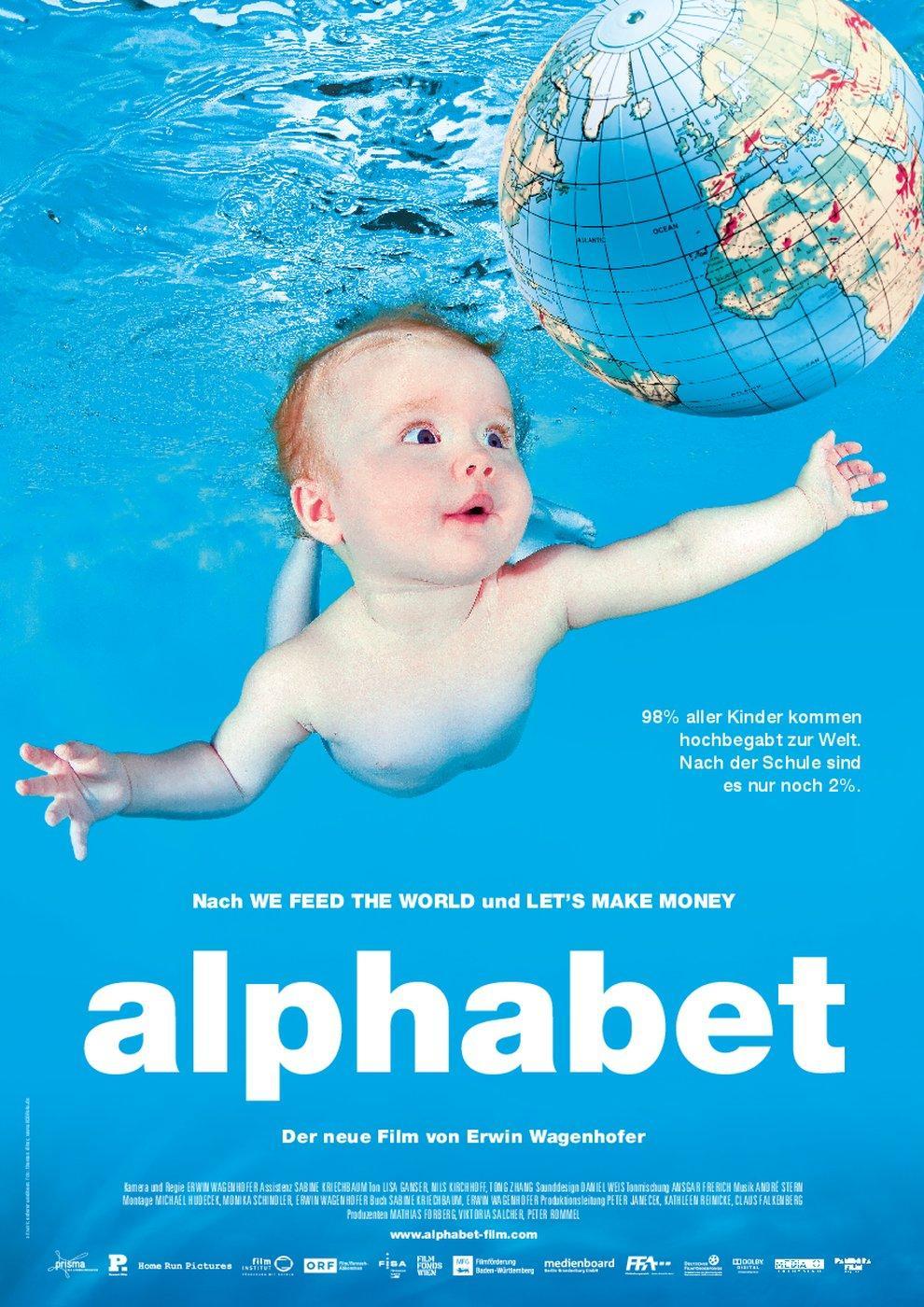 Alphabet (Poster)