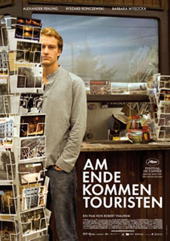 Am Ende kommen Touristen (Poster)
