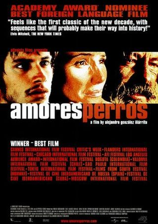 Amores perros (Poster)