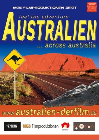 Australien - The Film (Poster)