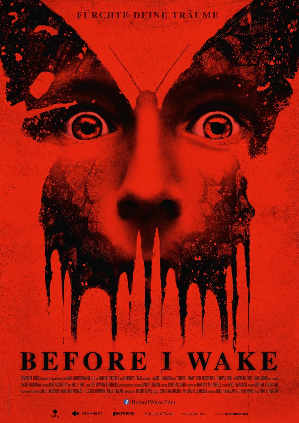 Before I Wake (Poster)