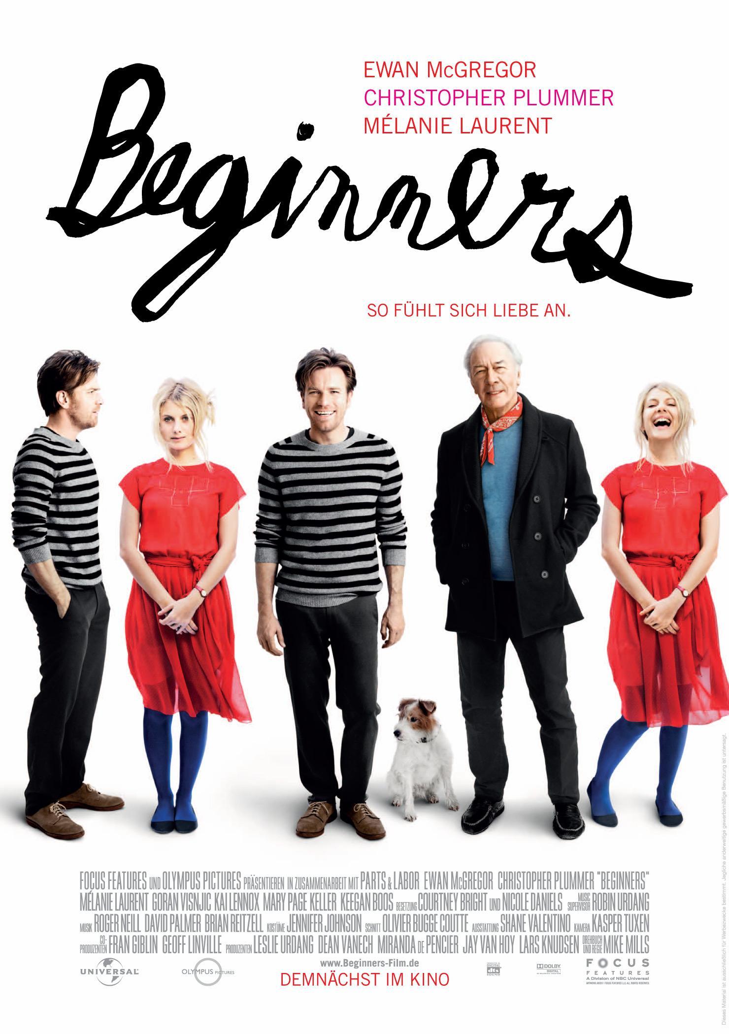 Beginners (Poster)