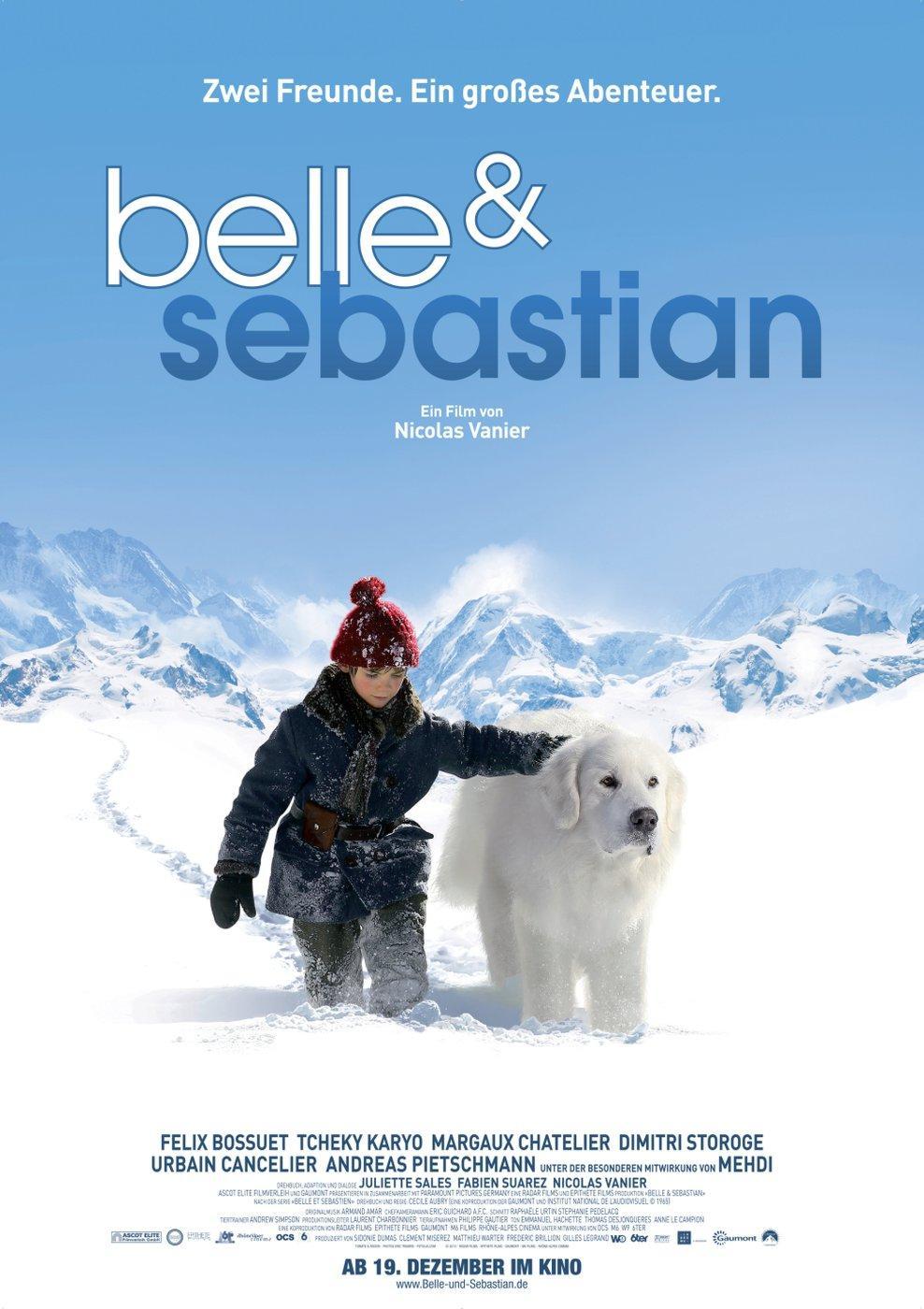 Belle & Sebastian (Poster)