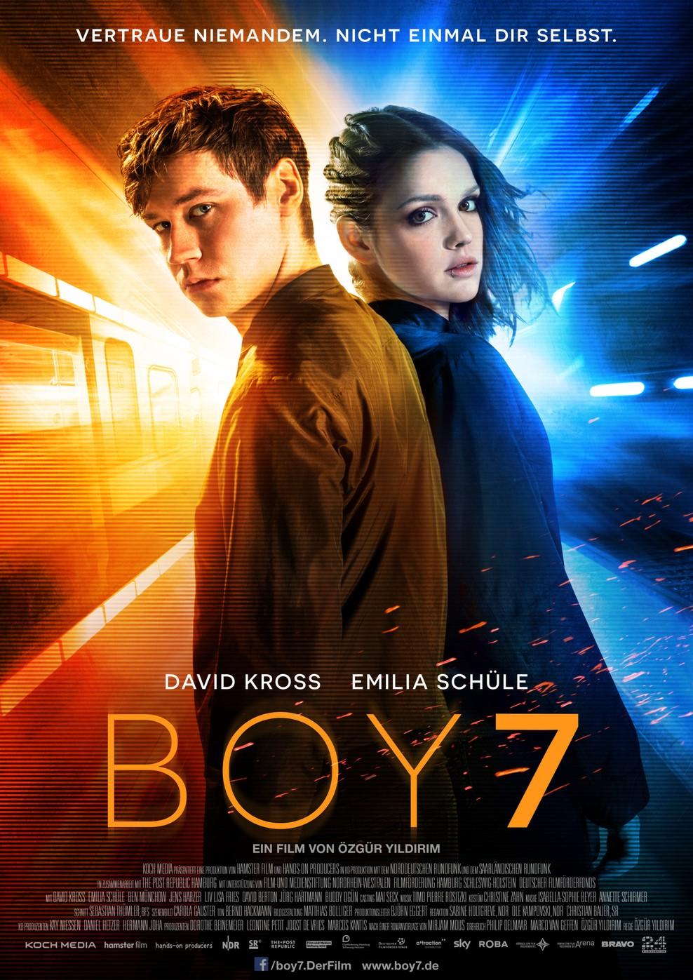 Boy 7 (Poster)