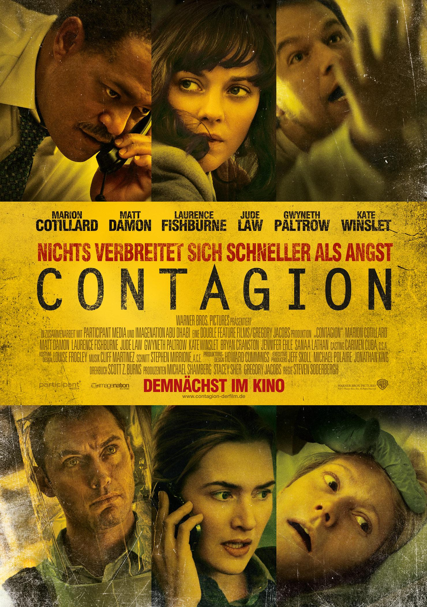 Contagion (Poster)