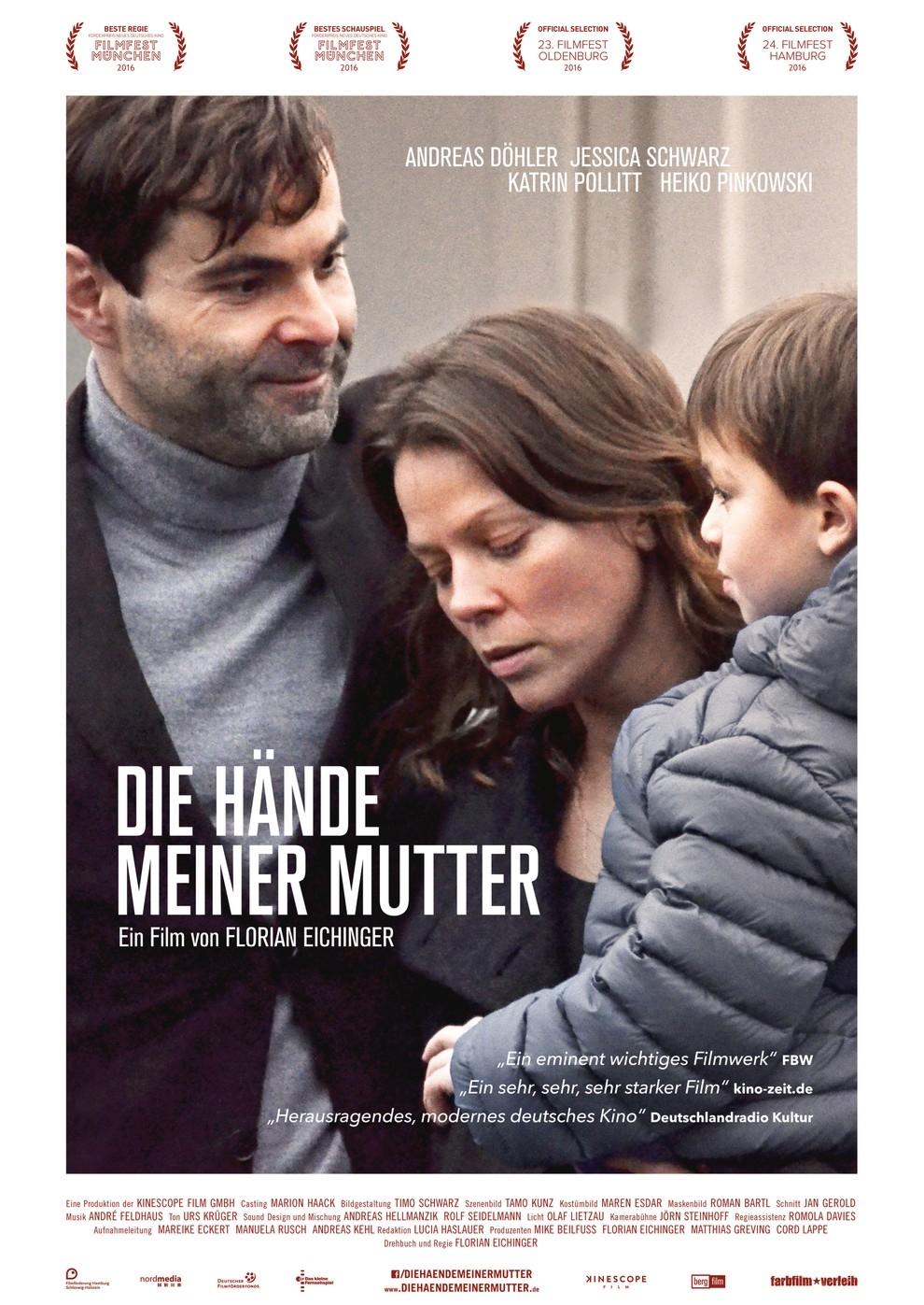 Die Hände meiner Mutter (Poster)