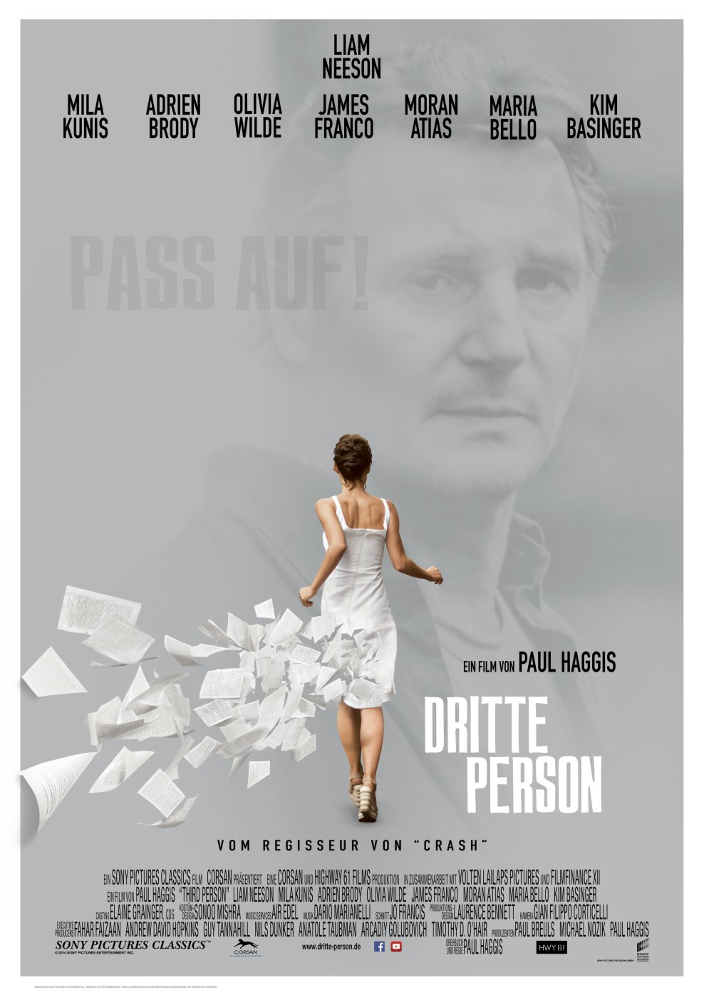 Dritte Person (Poster)