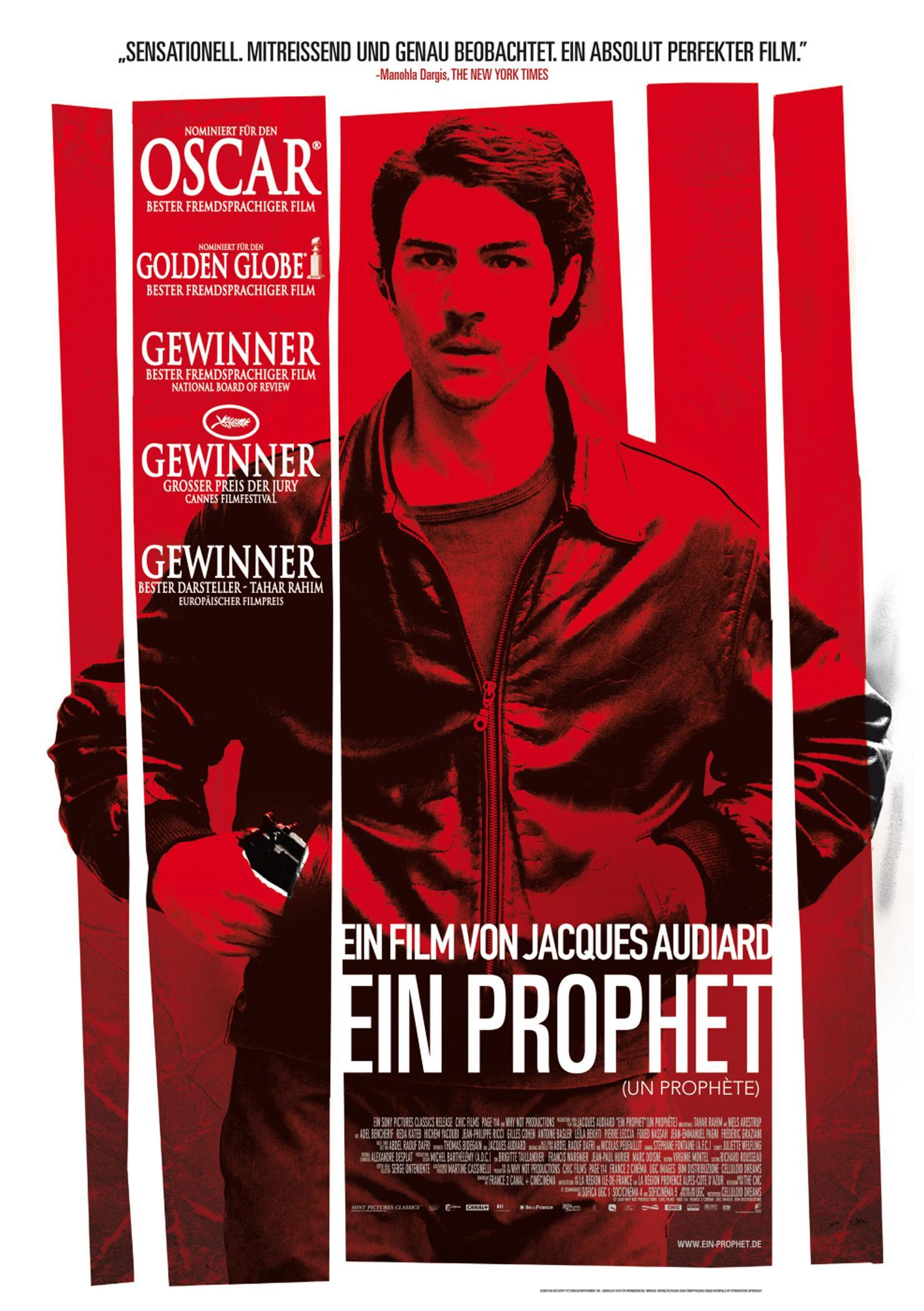 Ein Prophet (Poster)