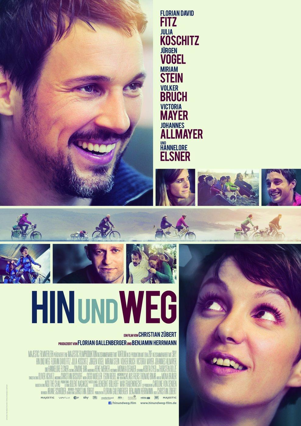Hin und Weg (Poster)