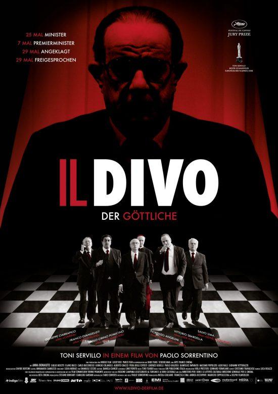 Il Divo - Der Göttliche (Poster)