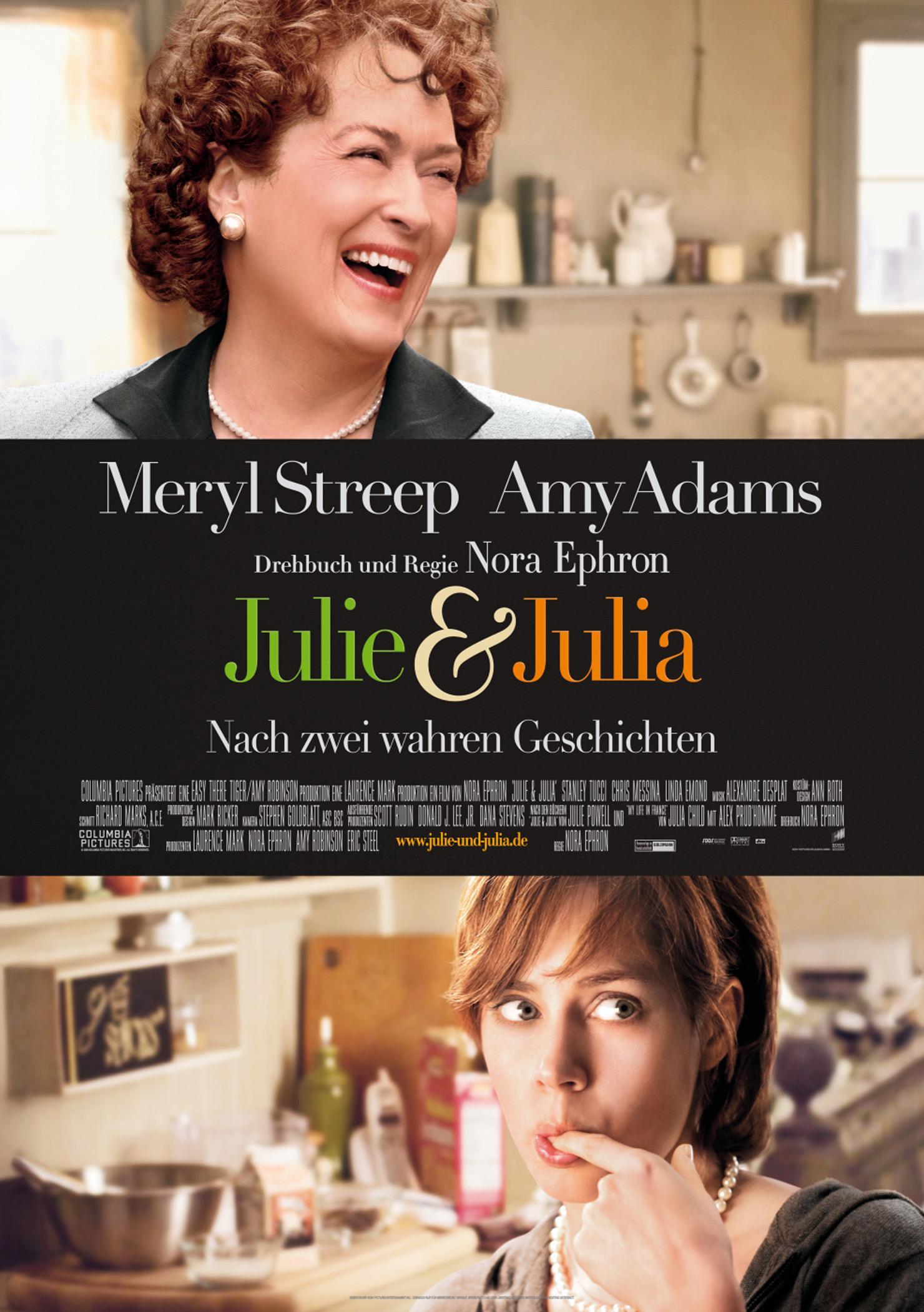 Julie & Julia (Poster)