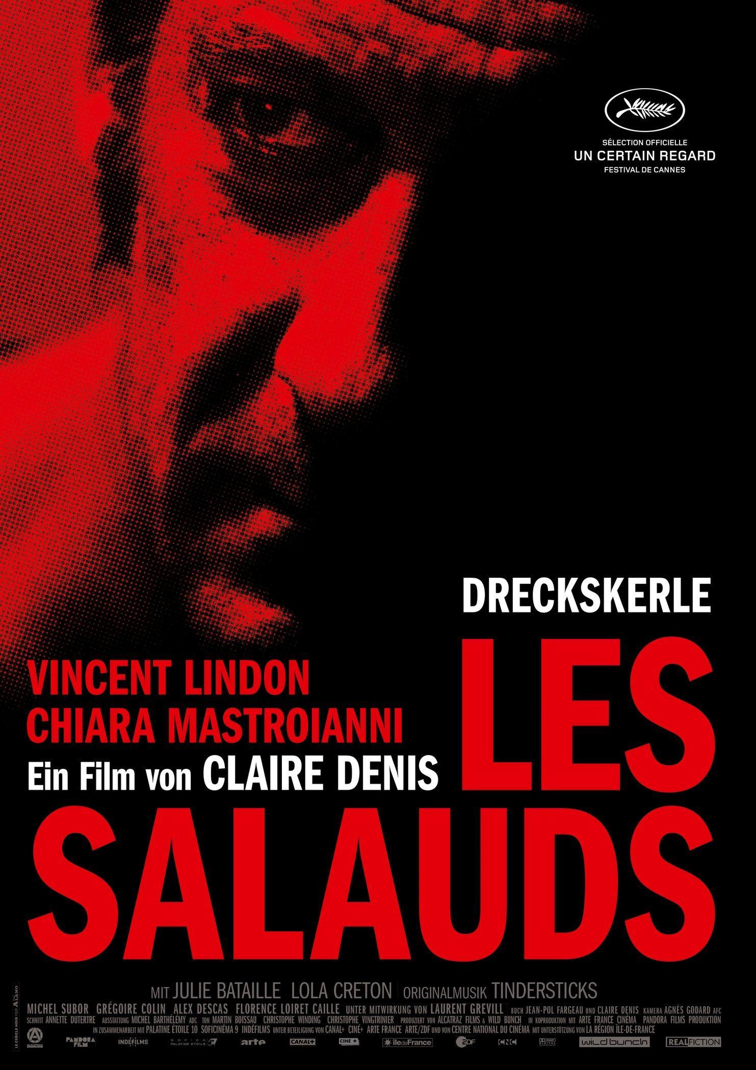 Les Salauds - Dreckskerle (Poster)