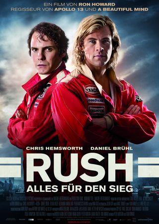 Rush - Alles für den Sieg (Poster)