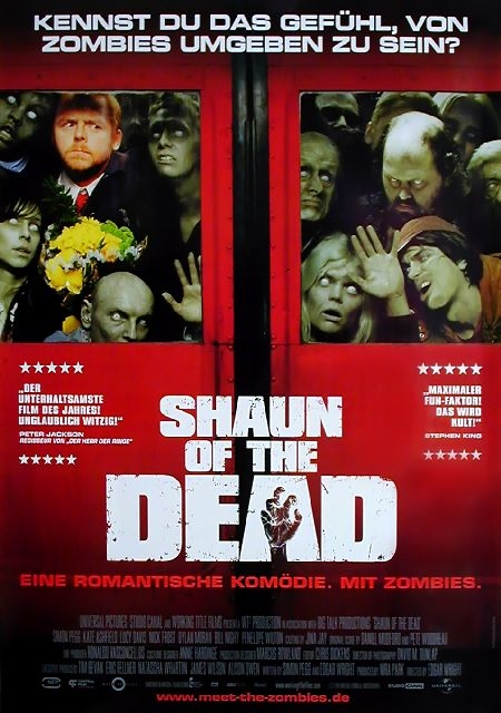 Shaun of the Dead (Poster)