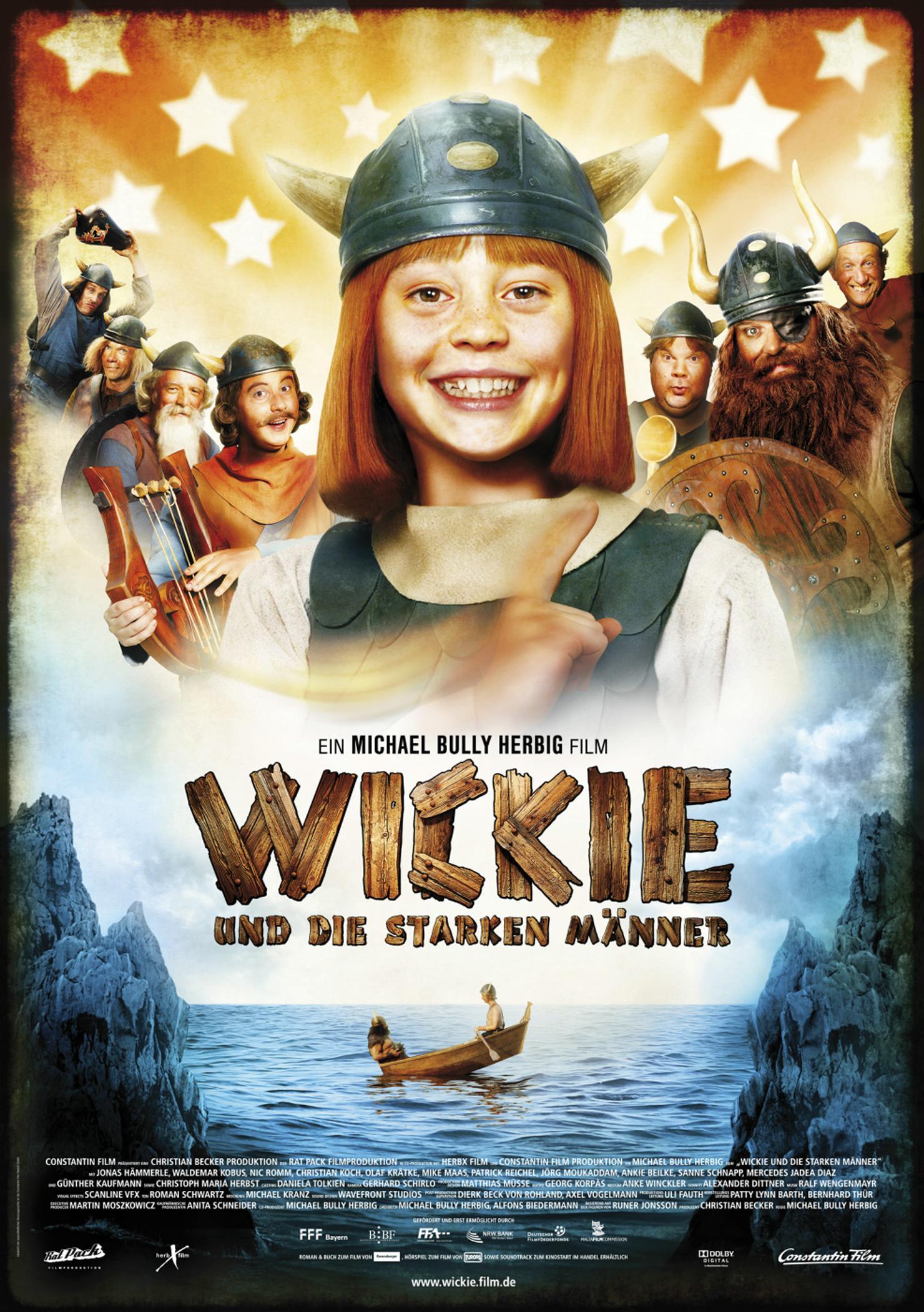Wickie und die starken Männer (Poster)