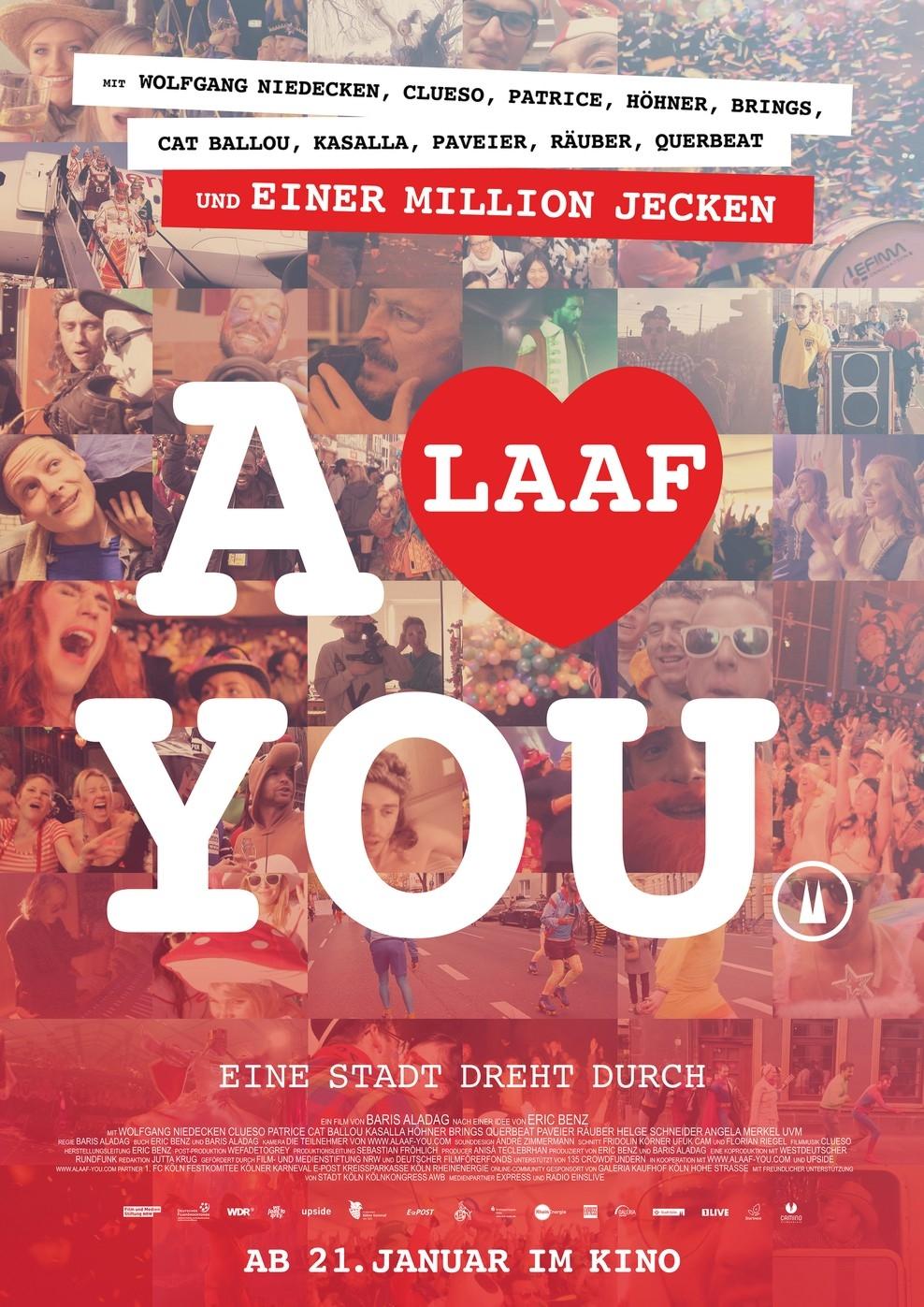 Alaaf You (Poster)